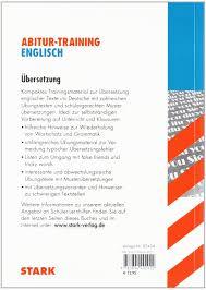 Abitur Training Englisch Bersetzung Basiswissen Und Texte Mit