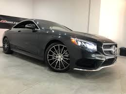 pictures of used 2016 mercedes benz s cl edition 1 2dr cpe s 550 4matic in bronx ny