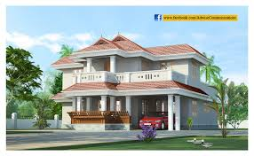 BHK       KeralaHousePlannerBeautiful story Kerala house design at sq ft