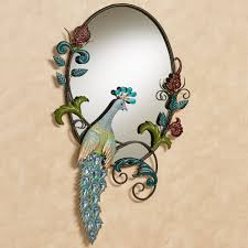 Buy online decor items from wishing chair, decorate and transform your space into a wonderful heaven. Glorious Jeweled Peacock Wall Mirror