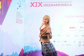 <b>Топ</b>-<b>менеджер</b> Пятого канала Марина Белова стала лауреатом ...
