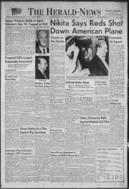 The Herald-News from Passaic, New Jersey on May 5, 1960 · 1