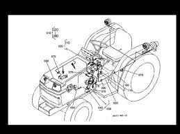 kubota b1550 b 1550 d e hstd tractor parts manuals 880p for this