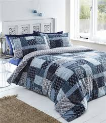 single duvet cover set teal charcoal grey new reversible quilt cover bedding