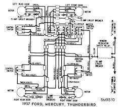 fordcar wiring diagram page 18 windows wiring of 1957 ford mercury and thunderbird