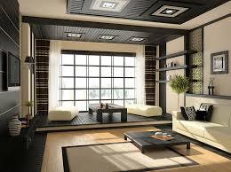 Zen Living Room Decorating Decorating Interior Futuristic Living Room Design Enchanting