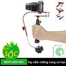Shop bán Tay Cầm Chống Rung - Stabilizer Steadicam Cho Máy ảnh, Điện Thoại,  Gopro, Camera Hành Động, Hành Trình (NDHS-4594-SDC)