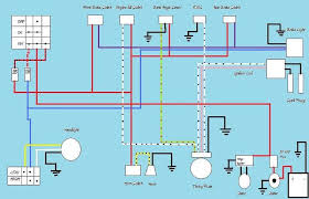sportster simplified wiring here is the one i made for my 03 if it helps