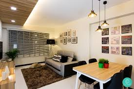 More Beautifully Designed HDB Flats4 Room Flat Design