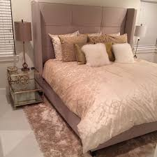 strikingly design indochine rug our nina bed and benito velvet bedding look
