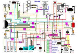 cb500 coil wiring wiring diagrams favorites wiring harness cb 500 wiring diagram basic cb500 coil wiring