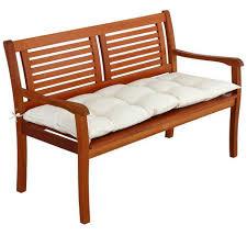 garden bench cushion 110 cm visco