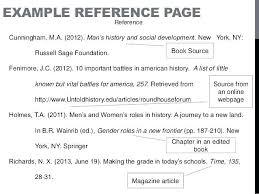 Springer Book Chapter Template