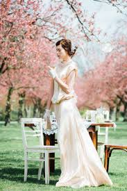 Dreamy Spring Wedding Ideas With A Touch Of Deco Elegance Chic
