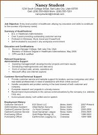 Work History Resume Example Resume employment history Letter Ideas 51