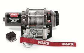 collections dsi performance vantage 2000 warn winch w roller fairlead wire rope