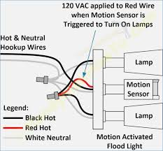 motion light wiring new wiring diagram for motion sensor lights Basic Light Wiring Diagrams motion light wiring best of flood light circuit diagram new wiring diagram for outdoor motion of