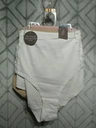 Secret Treasures Intimates Size Chart Secret Treasures Bonded Lace Hipster Panties X Large 3
