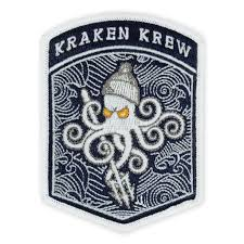 SPD Kraken Krew Flash Phalanx GID LTD ED Morale Patch | PDW | Prometheus Design Werx
