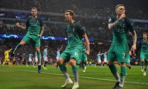 Man city vs tottenham betting offers and odds boosts: Ucl Man City Vs Tottenham 4 3 Guardiola Out Spurs Ajax In The Semis English News Calciomercato Com