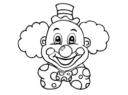 collection of coloring pages clowns them and try to solve