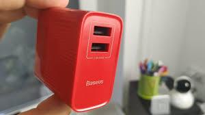 <b>Зарядное устройство Baseus</b> за 3,5 $ не все так плохо! - YouTube