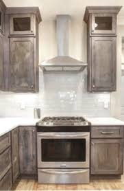 rustic cabinets. Cabinets In Stock Shaker Gray With Rustic Finish Kitchen S