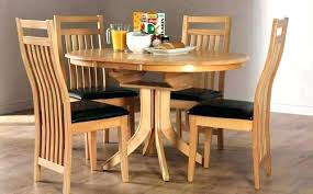 round expanding dining table extendable set expandable image of flick extending