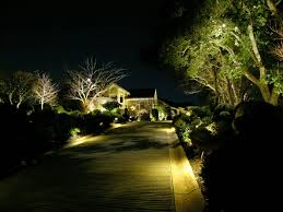 image of how to install low voltage landscape lighting kits