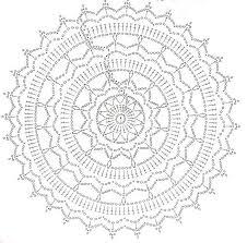 Free Crochet Mandala Pattern New Little Treasures Crochet Mandala Free Pattern Honoring Wink's