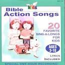 Wonder Kids: Bible Action Songs