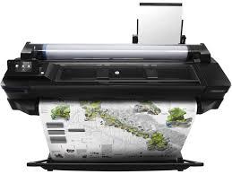 Hp Designer Hp Cq890c Now 35 Off Designjet T520 24 In Printer