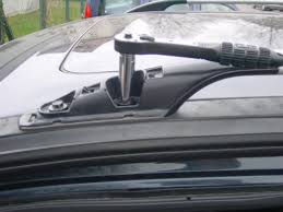 mercedes ml roof racks directions on removing roof rack mbworld org forums