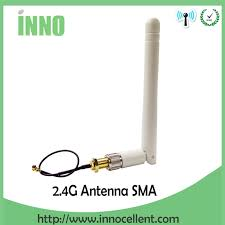 <b>20pcs</b> 2.4GHz <b>Antenna</b> WIFI 3dBi SMA male connector 2.4 ghz ...