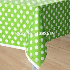 polka dot table linens free green table cover plastic polka dot table cloth red pink
