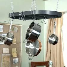 hanging pot rack diy charming hanging pot rack with lights rustic pot rack large size of hanging pot rack diy