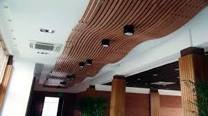 Modern Wood Ceiling Designs Ideas & Wood False Ceiling