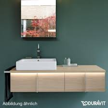 duravit vero washbasin white with 1
