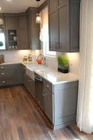 dark wood modern kitchen cabinets. Dark Wood Modern Kitchen Cabinets Exposed Beam Black Bar Stools With Metal Leg