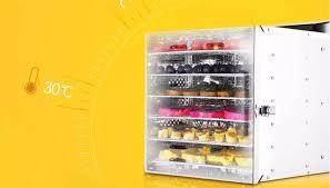 Máy sấy trái cây thực phẩm mini NEWSUN 6 khay - Hàng chính hãng - Máy sấy  hoa quả công nghiệp - Máy sấy thực phẩm gia đình - Bảo hành 1 năm