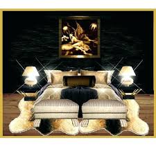 Black And Gold Room White Room Decor Grey And Gold Bedroom Ideas ...