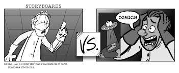 Comic Storyboards Storyboard Vs Comic Youth Session 10