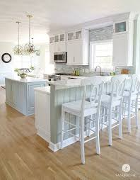 Coastal Kitchen Makeover The Reveal Bloggers' Best DIY Ideas Enchanting Coastal Kitchen Ideas