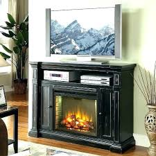 electric fireplace stand combo value city furniture corner nice tv canada stan