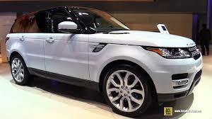 2018 land rover evoque price. plain evoque 2017 range rover sport hse diesel  exterior and interior walkaround 2016  la auto show youtube inside 2018 land rover evoque price