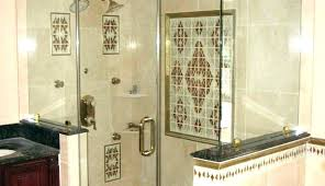 get hard water stains off shower glass hard water stains on glass shower doors how to
