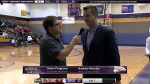 custom graphics sagu sports network present com lower third interview