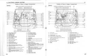 1991 Toyota Mr2 Fuse Box Wiring Diagram 91 MR2 Electrical Schematics