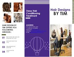 Hair Designs By Tim Best Deep Conditioning Treatment Services Provider Salons In