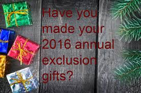 a tried and true estate planning strategy is to make tax free gifts to loved ones during life because it reduces potential estate tax at